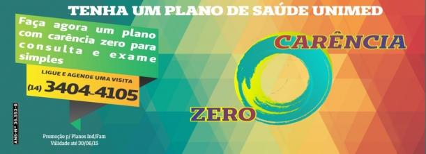 Carencia zero 2015