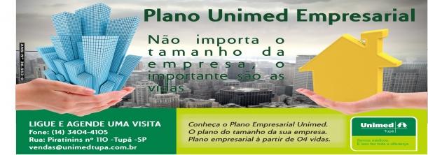 Plano Empresarial - 2014