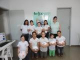"""Programa Félix comemorou """"Mês das Crianças"""" com distribuição de brinquedos"""