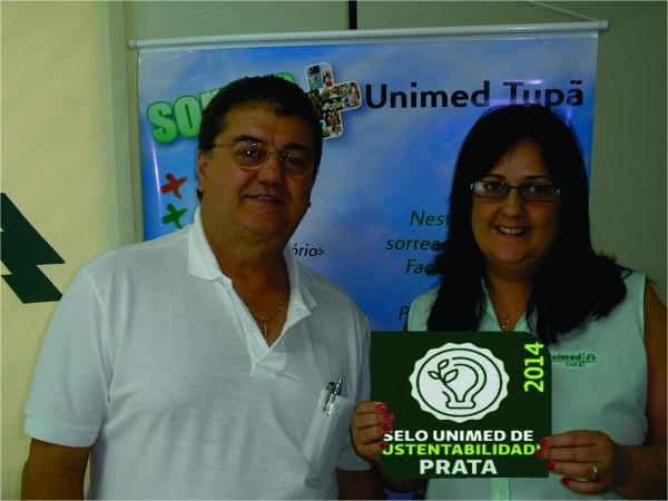 Selo Prata 2014 de Sustentabilidade